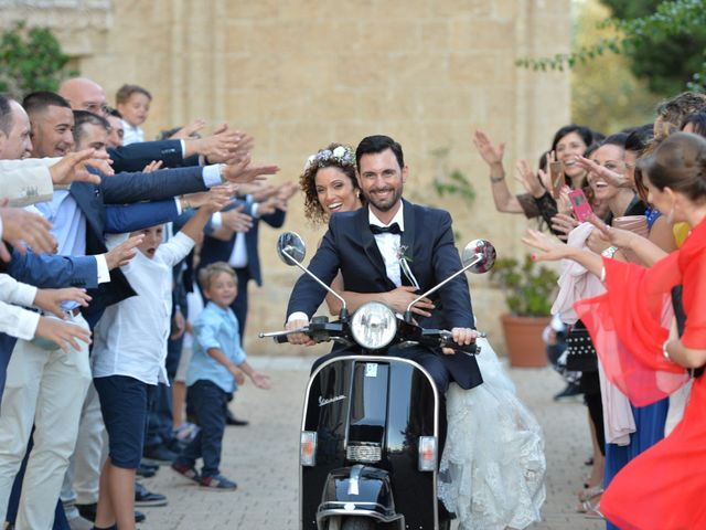 Il matrimonio di Claudio e Mariangela a Brindisi, Brindisi 26