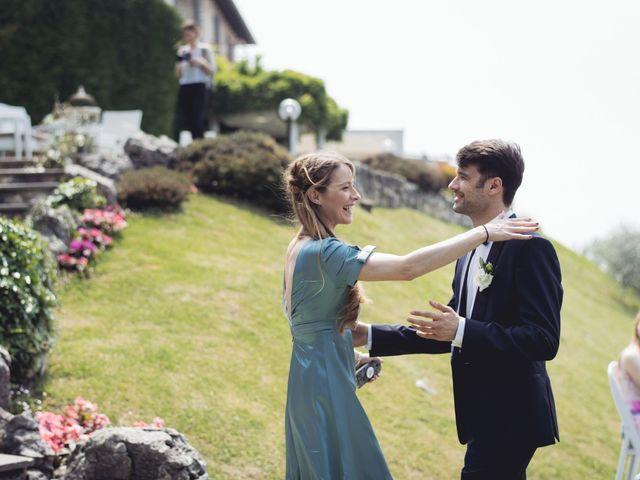 Il matrimonio di Dave e Rebecca a Costermano, Verona 32