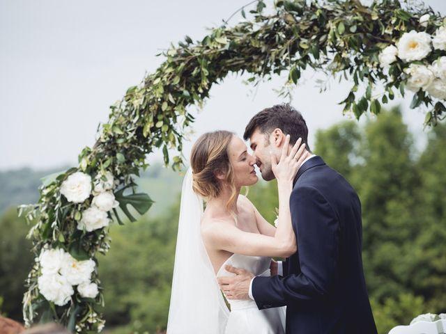 Il matrimonio di Dave e Rebecca a Costermano, Verona 37