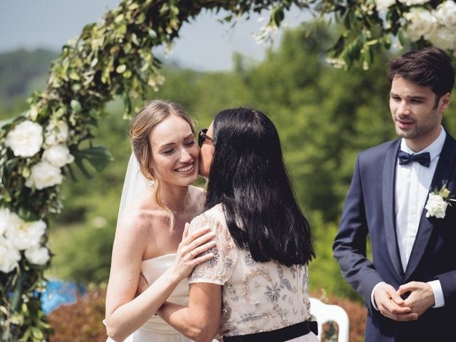 Il matrimonio di Dave e Rebecca a Costermano, Verona 39