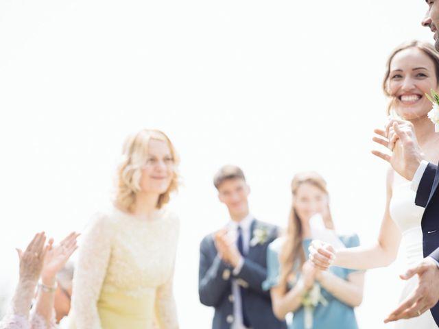 Il matrimonio di Dave e Rebecca a Costermano, Verona 40