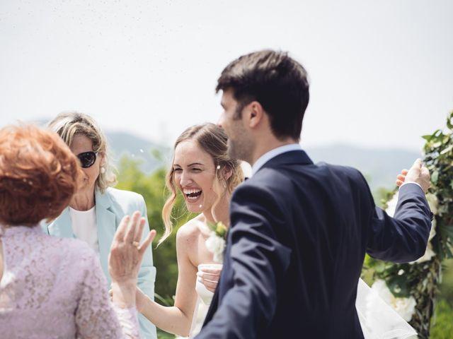 Il matrimonio di Dave e Rebecca a Costermano, Verona 42