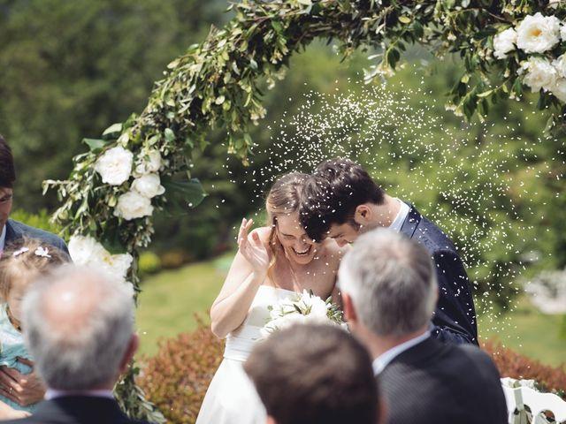 Il matrimonio di Dave e Rebecca a Costermano, Verona 44