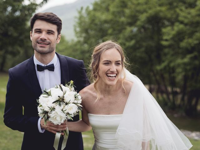 Il matrimonio di Dave e Rebecca a Costermano, Verona 49