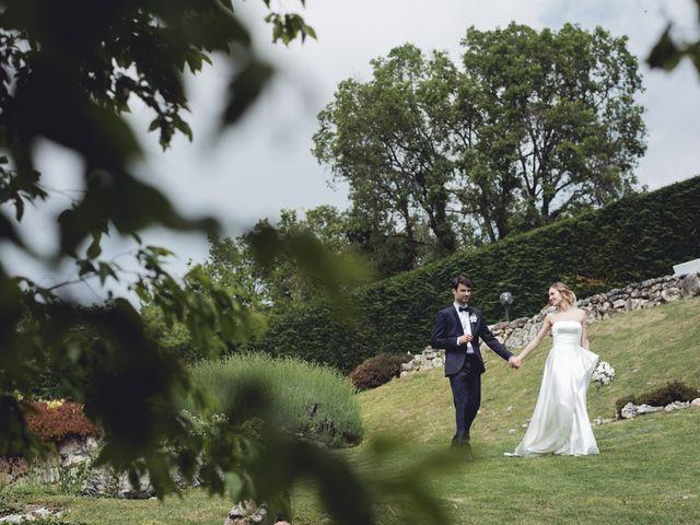 Il matrimonio di Dave e Rebecca a Costermano, Verona 53