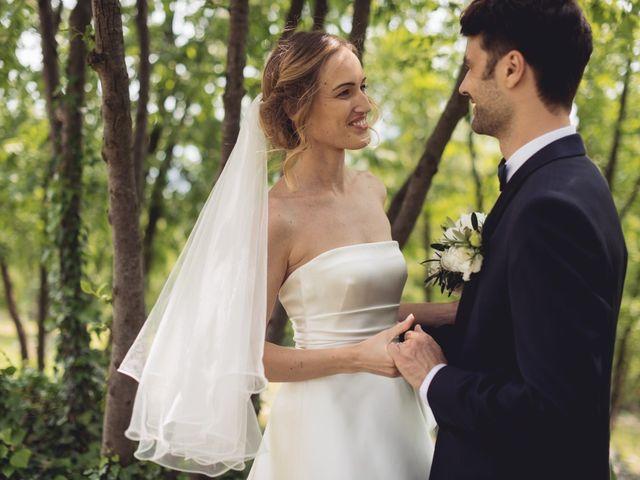 Il matrimonio di Dave e Rebecca a Costermano, Verona 54