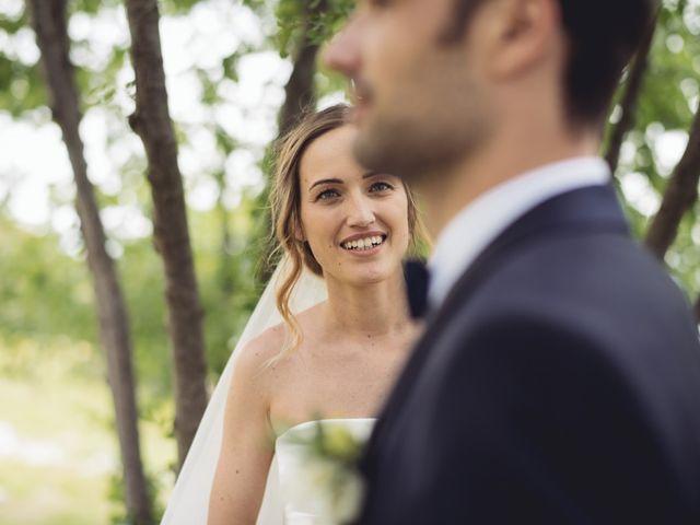 Il matrimonio di Dave e Rebecca a Costermano, Verona 57