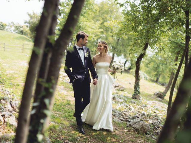 Il matrimonio di Dave e Rebecca a Costermano, Verona 58