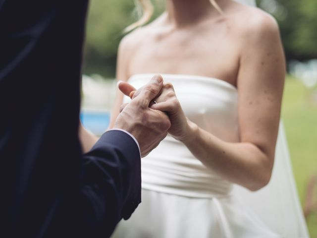 Il matrimonio di Dave e Rebecca a Costermano, Verona 60
