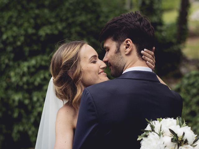 Il matrimonio di Dave e Rebecca a Costermano, Verona 61