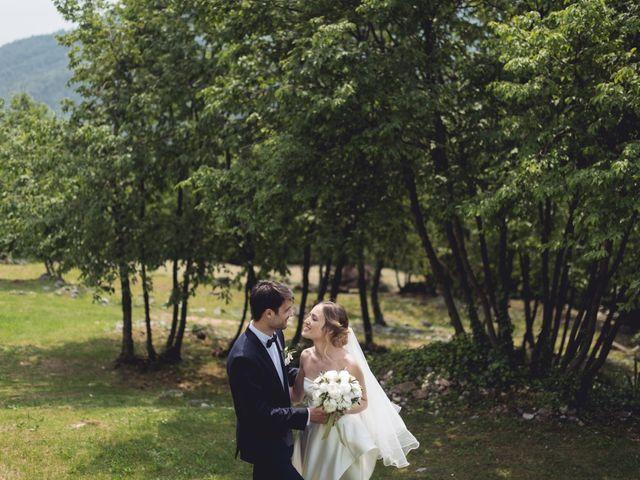 Il matrimonio di Dave e Rebecca a Costermano, Verona 64