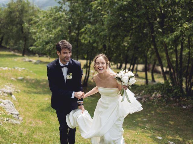 Il matrimonio di Dave e Rebecca a Costermano, Verona 65