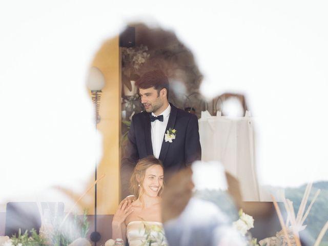 Il matrimonio di Dave e Rebecca a Costermano, Verona 70
