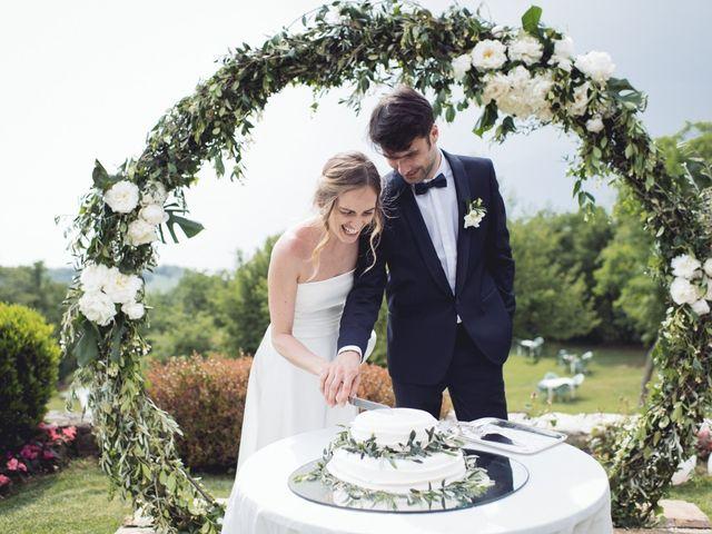 Il matrimonio di Dave e Rebecca a Costermano, Verona 71