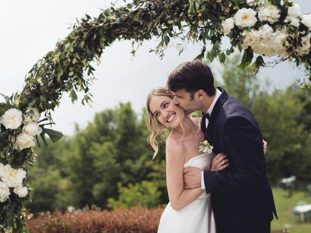 Il matrimonio di Dave e Rebecca a Costermano, Verona 74