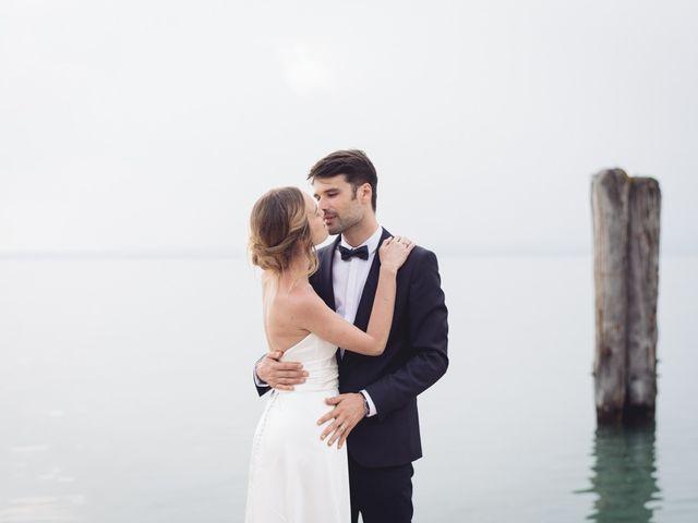 Il matrimonio di Dave e Rebecca a Costermano, Verona 78