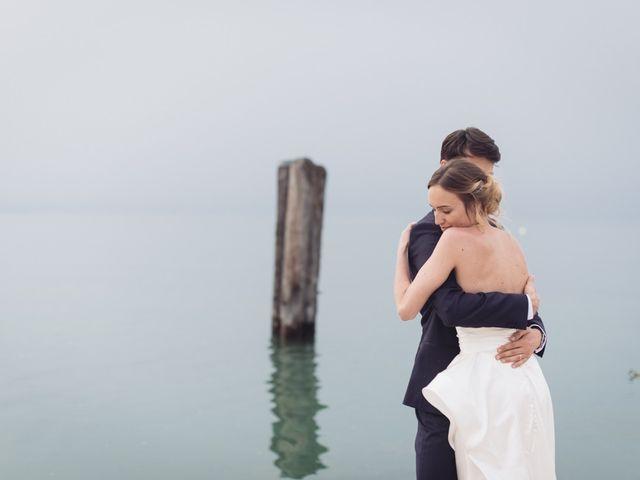 Il matrimonio di Dave e Rebecca a Costermano, Verona 79