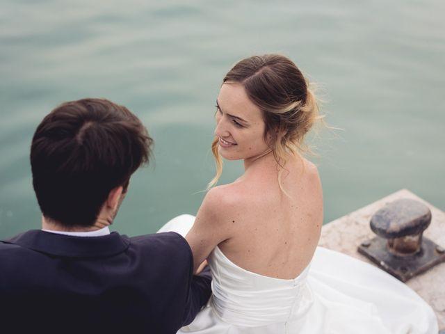 Il matrimonio di Dave e Rebecca a Costermano, Verona 80