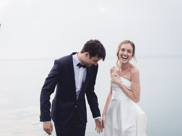 Il matrimonio di Dave e Rebecca a Costermano, Verona 81
