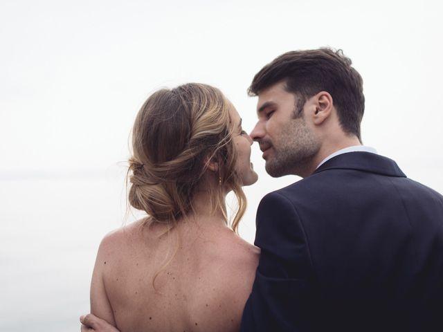 Il matrimonio di Dave e Rebecca a Costermano, Verona 84