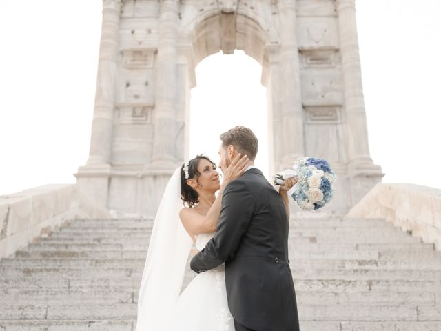 Il matrimonio di Riccardo e Carmen a Ancona, Ancona 30