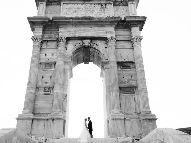 Il matrimonio di Riccardo e Carmen a Ancona, Ancona 32