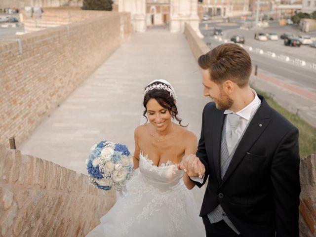 Il matrimonio di Riccardo e Carmen a Ancona, Ancona 36