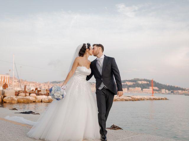Il matrimonio di Riccardo e Carmen a Ancona, Ancona 42