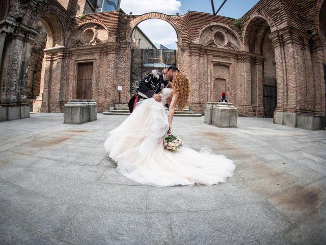 Le nozze di Katia e Emilio
