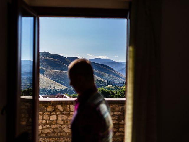 Il matrimonio di Giovanni e Alessio a Fara in Sabina, Rieti 11