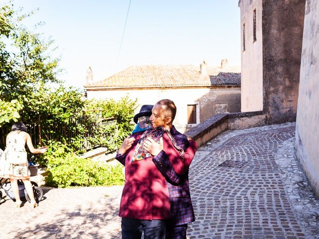 Il matrimonio di Giovanni e Alessio a Fara in Sabina, Rieti 19