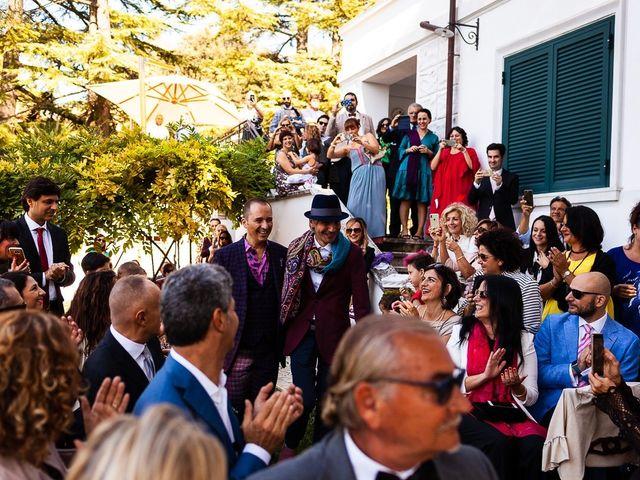 Il matrimonio di Giovanni e Alessio a Fara in Sabina, Rieti 24