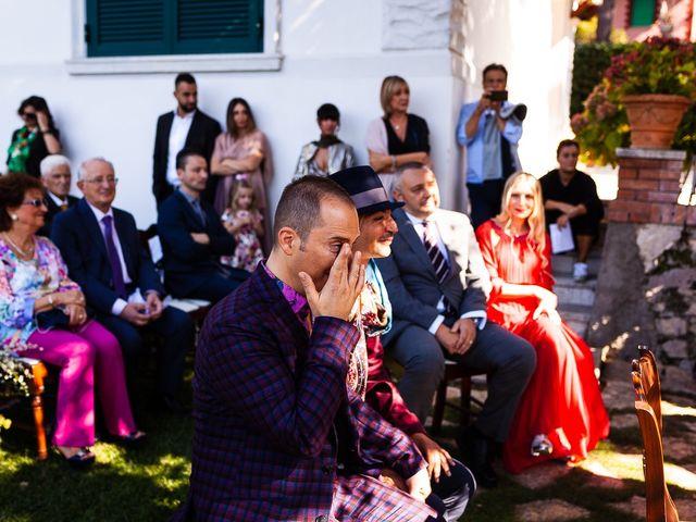 Il matrimonio di Giovanni e Alessio a Fara in Sabina, Rieti 26