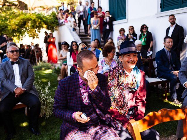 Il matrimonio di Giovanni e Alessio a Fara in Sabina, Rieti 27