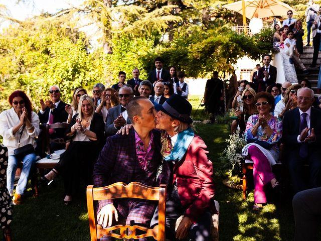 Il matrimonio di Giovanni e Alessio a Fara in Sabina, Rieti 29