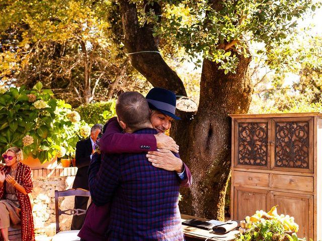 Il matrimonio di Giovanni e Alessio a Fara in Sabina, Rieti 34