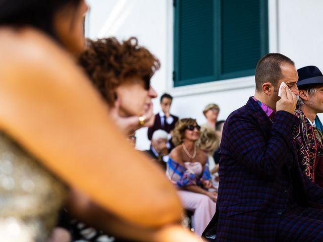 Il matrimonio di Giovanni e Alessio a Fara in Sabina, Rieti 36