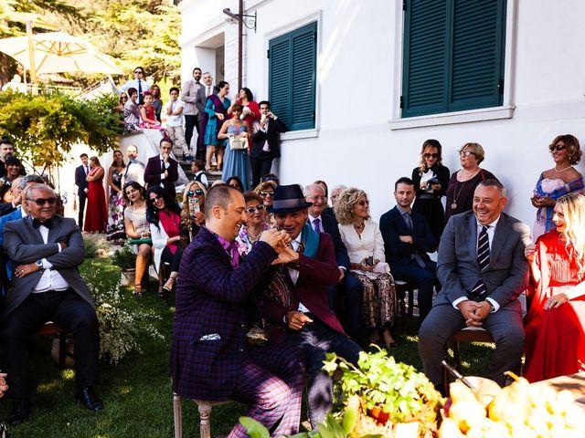 Il matrimonio di Giovanni e Alessio a Fara in Sabina, Rieti 37