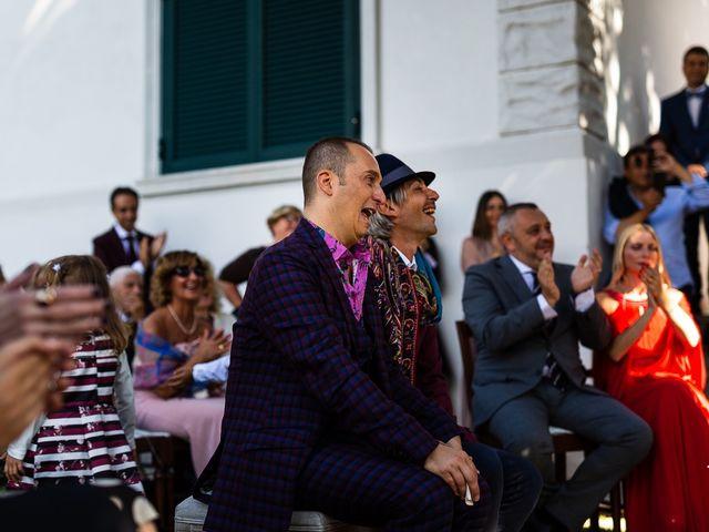 Il matrimonio di Giovanni e Alessio a Fara in Sabina, Rieti 39