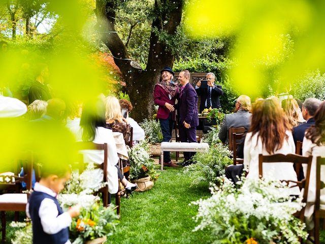 Il matrimonio di Giovanni e Alessio a Fara in Sabina, Rieti 50