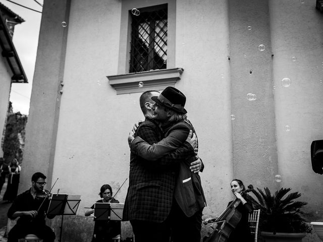 Il matrimonio di Giovanni e Alessio a Fara in Sabina, Rieti 59