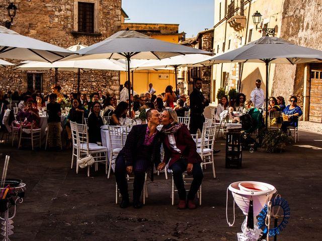 Il matrimonio di Giovanni e Alessio a Fara in Sabina, Rieti 65