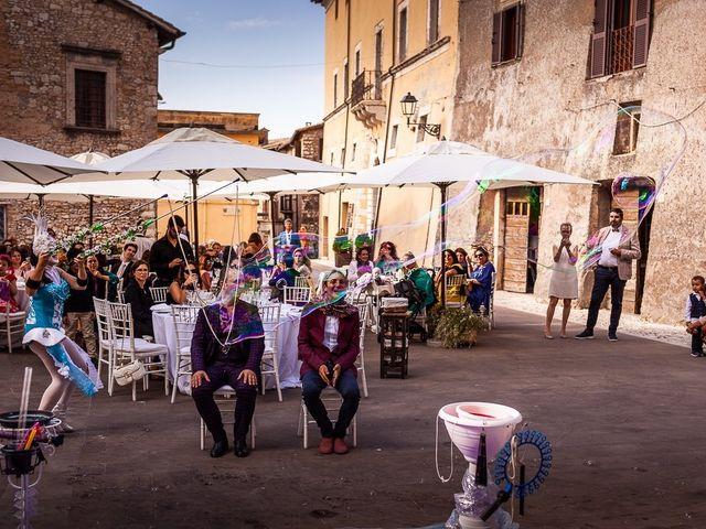 Il matrimonio di Giovanni e Alessio a Fara in Sabina, Rieti 66