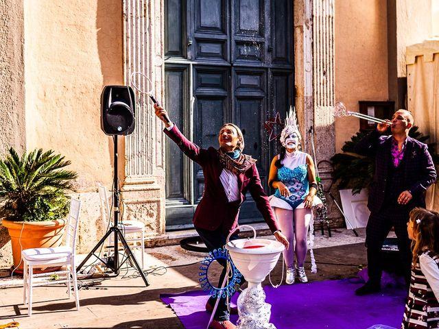 Il matrimonio di Giovanni e Alessio a Fara in Sabina, Rieti 74
