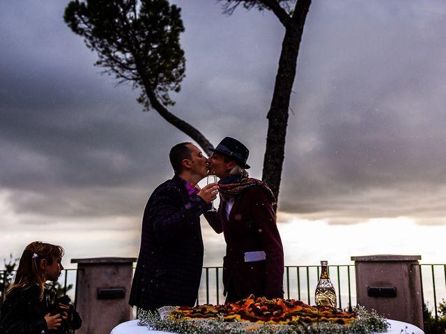 Il matrimonio di Giovanni e Alessio a Fara in Sabina, Rieti 81
