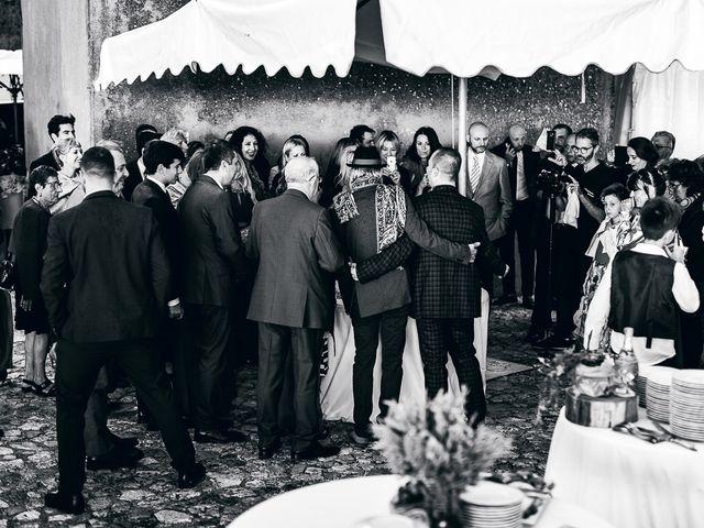 Il matrimonio di Giovanni e Alessio a Fara in Sabina, Rieti 82