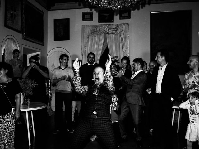Il matrimonio di Giovanni e Alessio a Fara in Sabina, Rieti 93