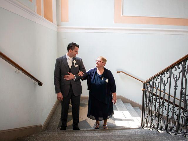 Il matrimonio di Madalaine e Fabio a Varese, Varese 19