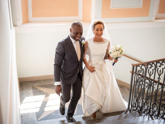 Il matrimonio di Madalaine e Fabio a Varese, Varese 25