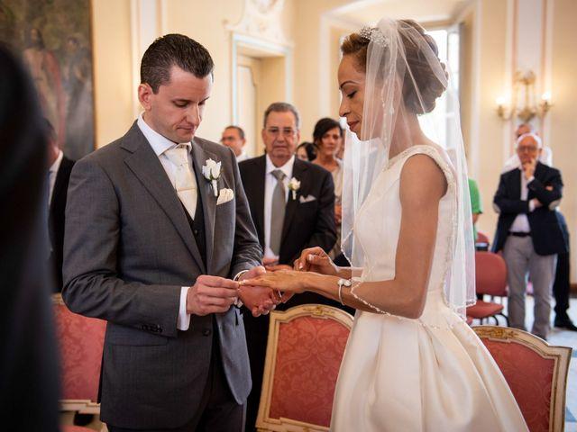 Il matrimonio di Madalaine e Fabio a Varese, Varese 31